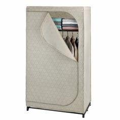Dulap textil, Wenko Balance Armoire Dressing, Taupe, Beige, Garment Racks, Textiles, Storage, Ranger, Modern, Ideas