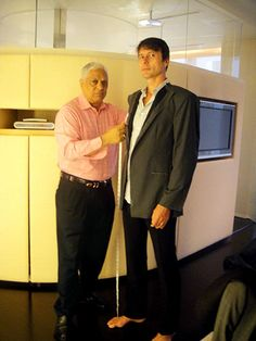 BRett Anderson with Manu