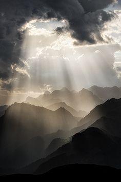 Rays of Light (by Edoardo Brotto)