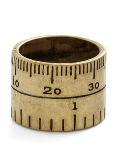 Unity of Measure Ring, #ModCloth
