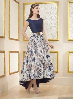 Designer Dresses in beautiful colors Elegant Dresses, Pretty Dresses, Beautiful Dresses, Evening Dresses, Prom Dresses, Formal Dresses, Dress Skirt, Dress Up, Designer Dresses