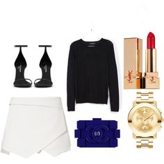 #outfit #polyvore #fashion #style #bag #chanel #Zara #blogger