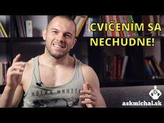 Najčastejšia chyba ľudí, ktorí chcú schudnúť je cvičenie - YouTube Tank Man, Youtube, Mens Tops, Anna
