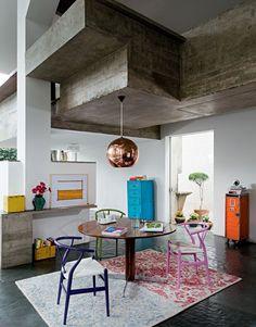 Escritório com cara de casa e vice-versa Design e estilo, no lar ou no trabalho