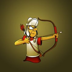 Roman archer