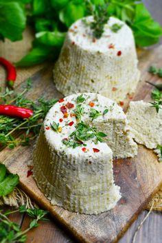 Formaggio Vegan|Crudista, Facile e Veloce, ricette vegane