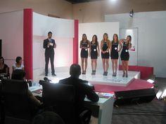 Las candidatas en la selección de las 3 finalistas