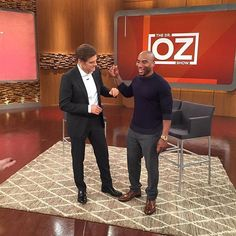 I'm back on show today talking about men's health issues! Check your local listings for times! Dr Oz Show Today, Charlamagne Tha God, Local Listings, Im Back, Times, Health, Instagram Posts, Check, Health Care