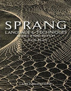 Sprang: Language and Techniques - Hedgehog Handworks