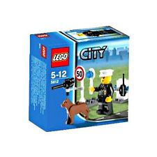 Lego City #5612 Exclusive Mini Figure Police Officer