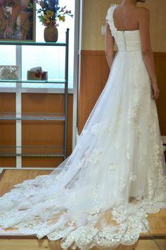 chiffon dress for Nastya