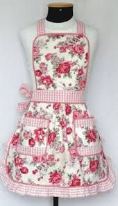 Image result for floral country aprons