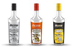 Белгор - водка (2) Russian Vodka, Vodka Bottle, Alcohol, Packaging, Drinks, Rubbing Alcohol, Drinking, Beverages, Liquor