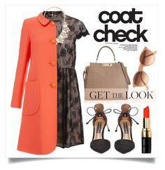 """""""Get the Look: Cool Coats"""" by alaria ❤ liked on Polyvore featuring VILA, Forever 21, Goat, Steve Madden, Calvin Klein, Ray-Ban, Bobbi Brown Cosmetics, GetTheLook and coolcoats"""