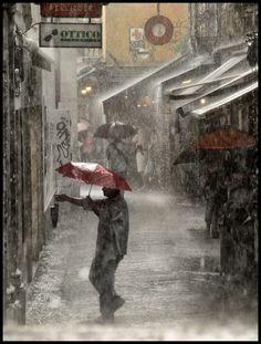 Hard Rain **** by roby bon, via 500px