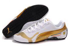http://www.jordanaj.com/puma-ferrari-trainers-white-gold-829-online.html PUMA FERRARI TRAINERS WHITE/GOLD 829 ONLINE Only $98.00 , Free Shipping!