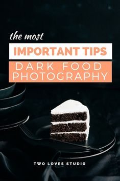 Want to capture dark food photography? Make sure you included these important tips so you can create magic, (and it's not just about having less light). Mobile Photography Tips, Dark Food Photography, Photography Tutorials, Photography Ideas, Selling Photos, Photo A Day, Instagram Tips, Food Styling, Great Recipes