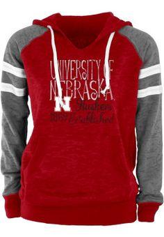 Product: University of Nebraska - Lincoln Huskers Women's Hooded Sweatshirt