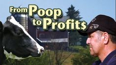 """A true """"rags to riches"""" story, one man turns manure into revenue and kept his business and home from bankruptcy. Love this video? Want to make it even more useful? Find great FREE educational materials to go with it at www.izzit.org. #Economics #Education #Mathematics #Science #Technology #Agriculture #Composting #Entrepreneurship #Innovation"""
