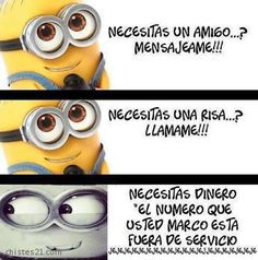 Image result for chistes minions