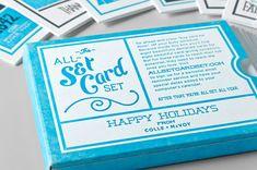 Colle + McVoy All-Set CardSet