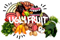 The Importance of Ugly Fruit, a solution to food waste in America