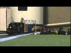 HO Scale Steam Train With Real Sound