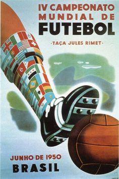 Schnittmuster für unseren original #Sitzball #Balloon. #FussballWM 1950 Brasilienwww.theballoon.de