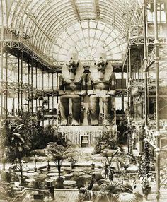 AD Classics: The Crystal Palace / Joseph Paxton