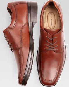 Hush Puppies Quatro Brown Waterproof Lace-Up Shoes