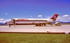 ANSETT DC-9-31 (VH-CZF)