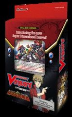 Trial Deck 12: Dimensional Brave Kaiser - Cardfight!! Vanguard Products » Cardfight Vanguard Trial Decks - Groove Distribution