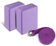 Yoga Foam Blocks Set of 2 plus strap with Metal DRing Standard Studio Size 9 x 6 x 4 * Check this awesome product by going to the link at the image. Yoga Sequence For Beginners, Yoga Strap, Yoga Block, Bikram Yoga, Military Discounts, Yoga Lifestyle, Yoga Sequences, Hot Yoga, Program Design