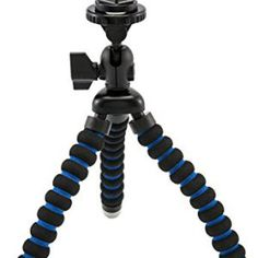 Arkon-Flexible-Mini-Tripod-for-GoPro-HERO4-HERO3-GoPro-HERO3-GoPro-HERO2-and-GoPro-HERO-Action-Cameras-0