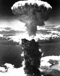 The second atomic bomb falls onto the city of Nagasaki in Japan and brings World War II to a close.