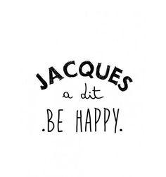 Si Jacques a dit... ;) #Polabox #Happy