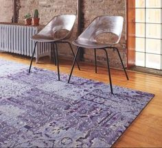 Perk up your room with our lavender Reoriented carpet squares. Perfect for any living space!