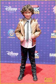 August Maturo at the Radio Disney Music Awards 2016