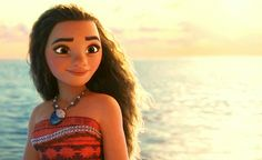 Moana, Disney's Newest Leading Lady and Princess