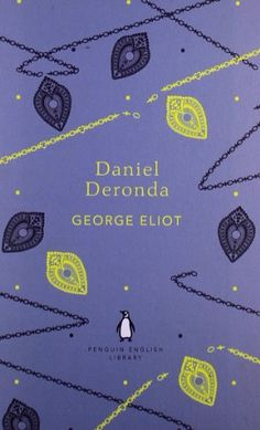 Penguin English Library Daniel Deronda by George Eliot
