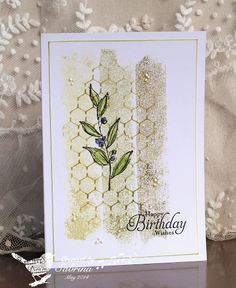 CCEE1423 Forty Minus Thirtyfour Shades of Green by Cook22 - Cards and Paper Crafts at Splitcoaststampers