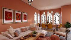 Interior Styling, Interior Decorating, Interior Design, Colorful Decor, Colorful Interiors, Living Room Designs, Living Room Decor, Living Rooms, Greek Design