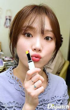 Image about pretty in Lee Sung Kyung - 이성경 by Kxxexxn Lee Sung Kyung Makeup, Korean Actresses, Korean Actors, Joon Hyung, Kim Book, Swag Couples, Weightlifting Fairy Kim Bok Joo, Ulzzang Fashion, Korean Artist