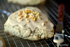 Maple Walnut Scones - The View from Great Island