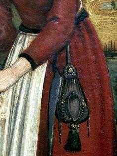 Heimsuchung Mariens' (visitation), 1490-1500, Melk, Österreich