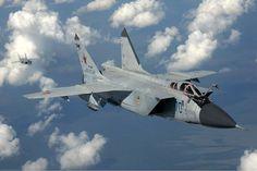 "Air Force - Mikoyan Gurevich ""MiG-31"" (NATO Name: Foxhound) - 500 Built"