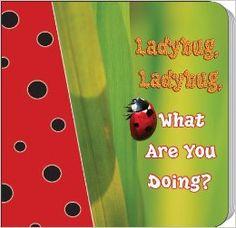 Ladybug, Ladybug, What Are You Doing? (Rourke Board Books): Jo Cleland: 9781604724264: Amazon.com: Books