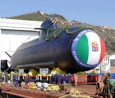 La India activa el reactor de su primer submarino nuclear de diseño nacional.