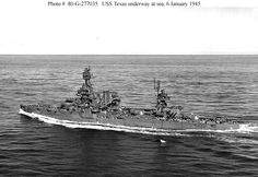 Picture of the USS Texas (BB-35)