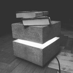 #Concretelamp #diylamp